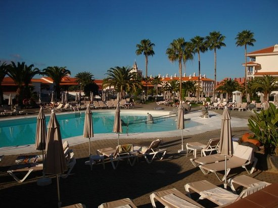 Hotel Riu Arecas: Pool area