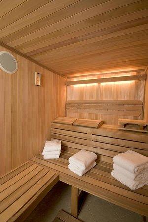Hotel Mitland: Sauna