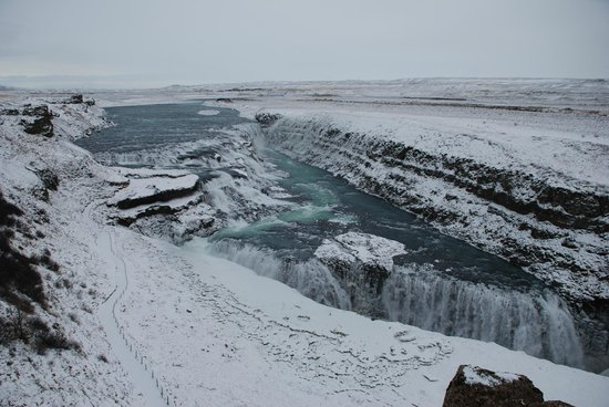 Eskimos - Day Tours:                   Waterfall