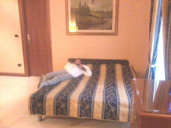 Amalia Hotel:                   letto ragazzi