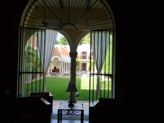 Hotel Hacienda Merida: Hôtel Hacienda Merida