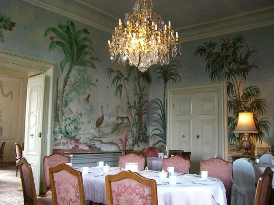 Hotel Schloss Obermayerhofen:                   Sala della colazione