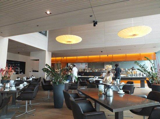 Radisson Blu Hotel, Lucerne :                                     Restaurant