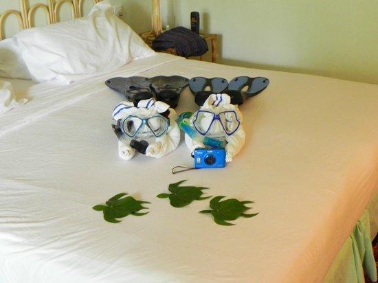 Fun Island Resort :                   Decorazioni in camera