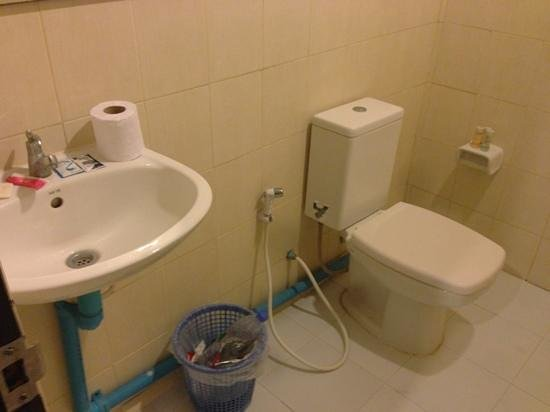 K House 2:                   Toilet