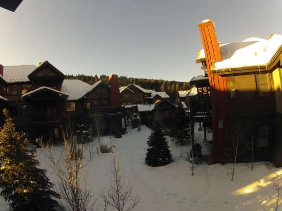 Copper Mountain Ski Area: West Village Cache 3 Condos