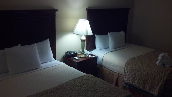 Plaza Resort & Spa:                                     The Bedroom