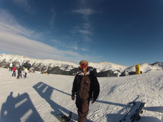 Copper Mountain Ski Area: Spaulding Ridge