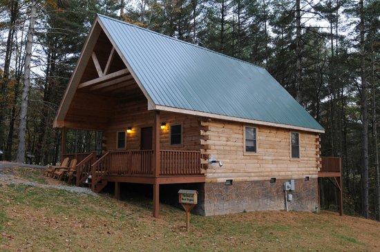 写真Cabins at Pine Haven枚