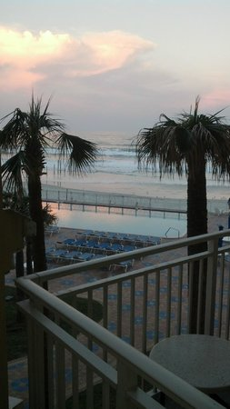 Plaza Resort & Spa:                                     Daytona Beach
