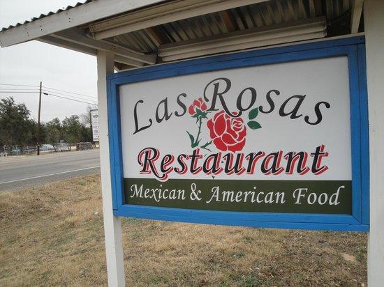 Las rosas mexican american restaurant bertram - Mexican american cuisine ...