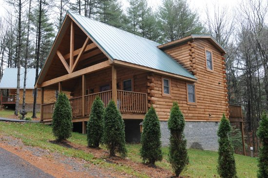 Cabins at Pine Haven: Cabin D'Vine-2 Bedroom