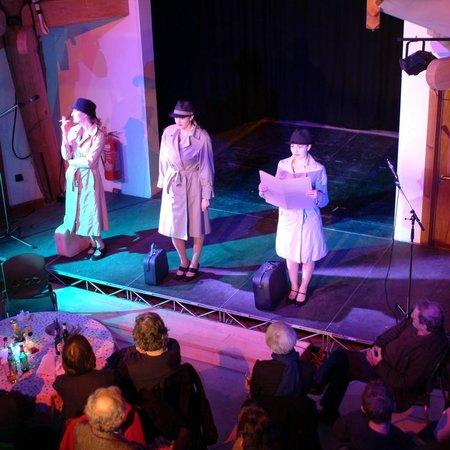 Cabaret Night at Small World Theatre