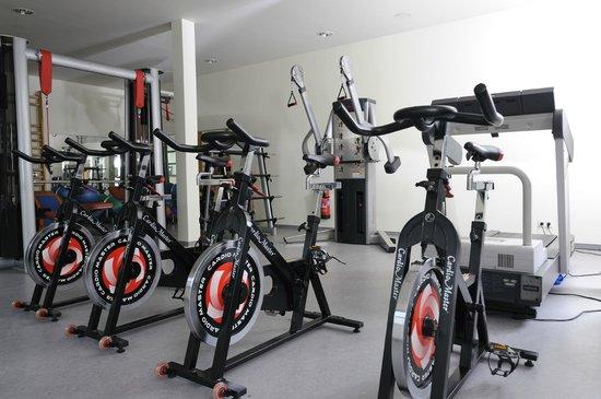Sporthotel Borussia Dusseldorf : Fitnessraum