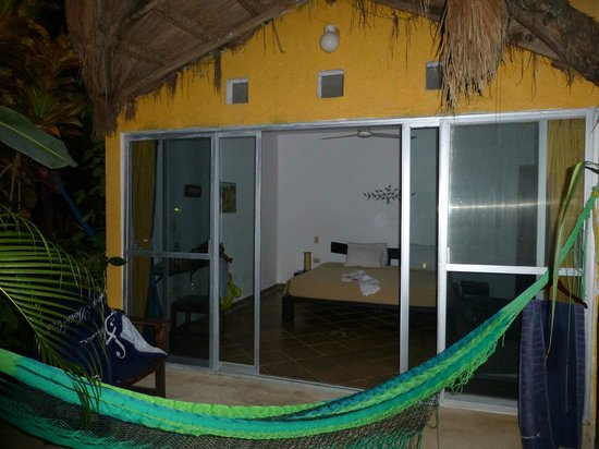 Don Diego de la Selva: Notre chambre