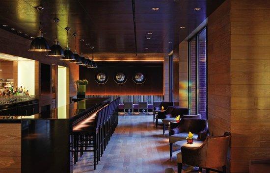 Lounge at Bourbon Steak