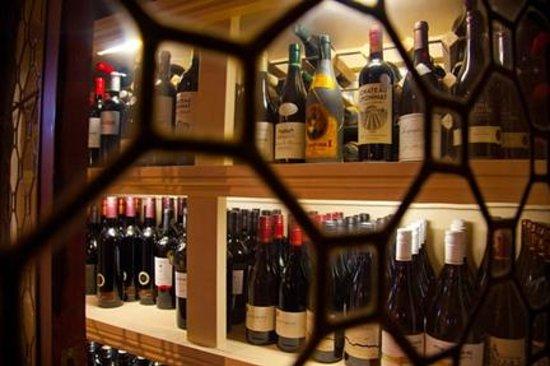 The Angel Inn: Wine selection for all tastes