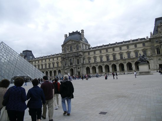 I Louvre Paris