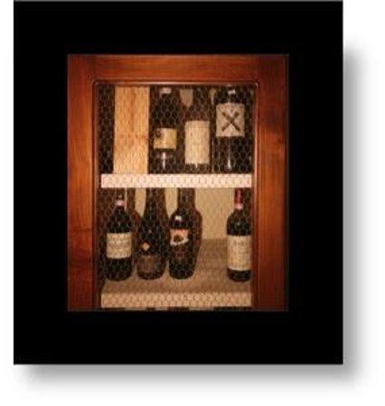 La Bottega del Vino: Armadio