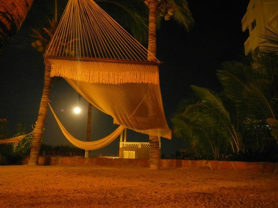 Casa Costa Azul Boutique Hotel: Hammock area
