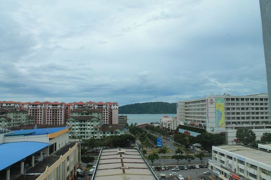 Cititel Express Kota Kinabalu:                   View from the room