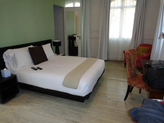 Hotel Villa Condesa:                   Upgraded room #8