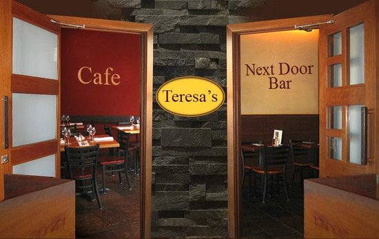Teresa's Cafe Italiano: Teresa's Cafe & Next Door Bar