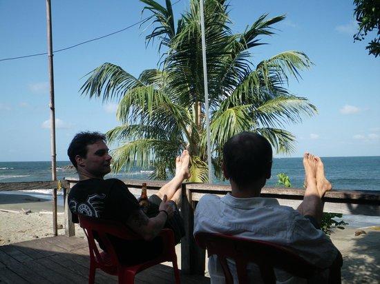 Departamento de Chocó, Colombia:                   relax