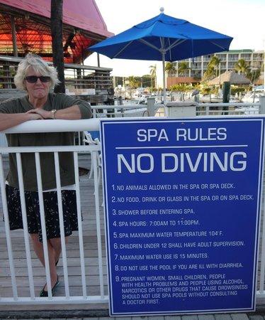 Marina Del Mar Resort And Marina:                   DO NOT IGNORE RULE!