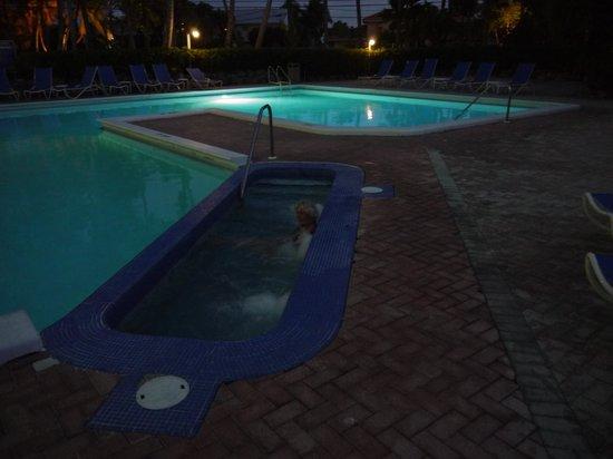 Marina Del Mar Resort And Marina:                   Clean and spacious pool area,