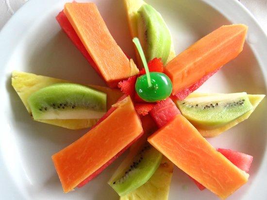Loma Linda: Combinacion Frutas Tropicales para una buena Dijestion.