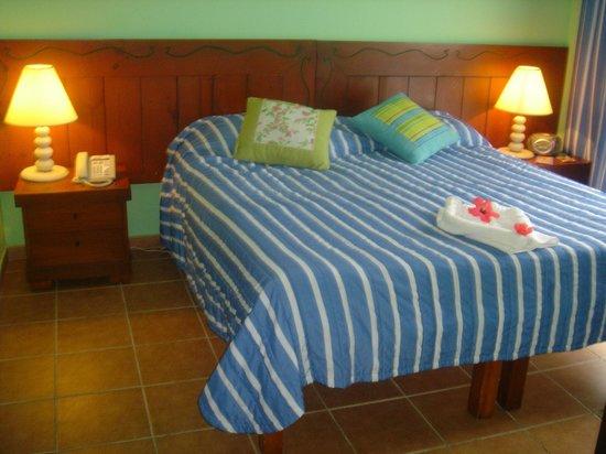 Club Med Punta Cana:                   chambre