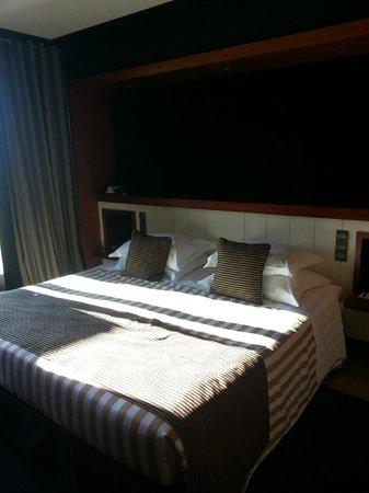 U232 Hotel:                   Letto