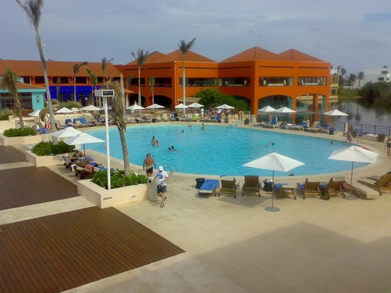 Club Med Cancun Yucatan:                   piscine