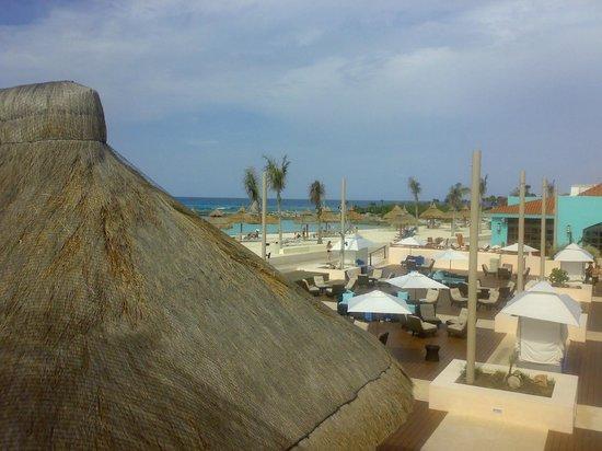 Club Med Cancun Yucatan:                   vue de la chambre