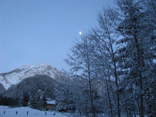 Hotel Aqua Bad Cortina:                   ancora un panorama