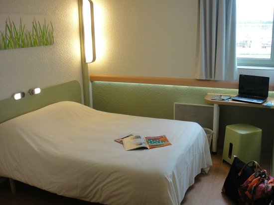 Ibis Budget Chatellerault: chambre double