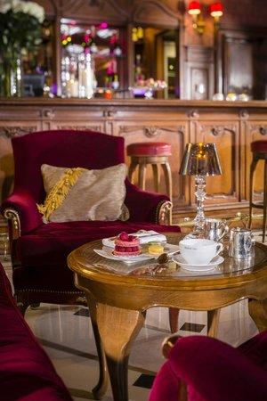 Regina Hotel: Bar Anglais