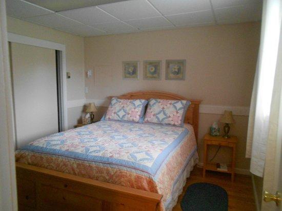 Brass Lantern B & B:                                     bedroom #2