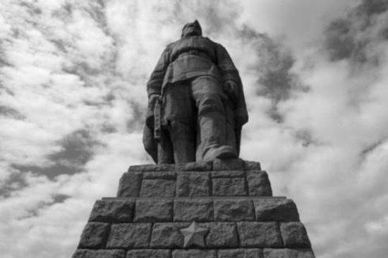 Alyosha Soviet Army Memorial :                   The Memorial of Soviet Soldier (erected for the soldiers of soviet which died