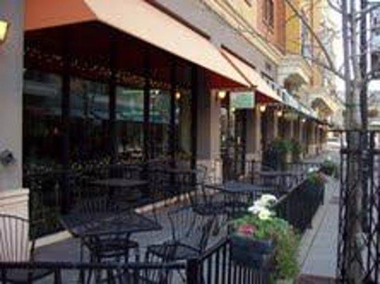 La Dolce Vita Wine Lounge:                   Outdoor Seating Area, LDV