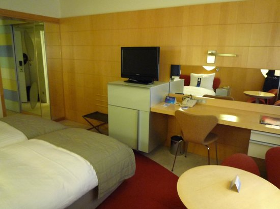 Radisson Blu Royal Hotel:                   部屋