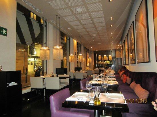 Hotel Murmuri Barcelona:                   ресторан