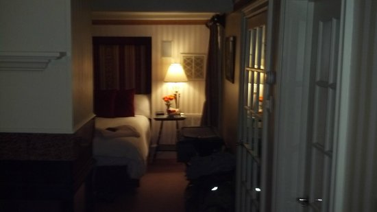 White Barn Inn:                   More Room#8