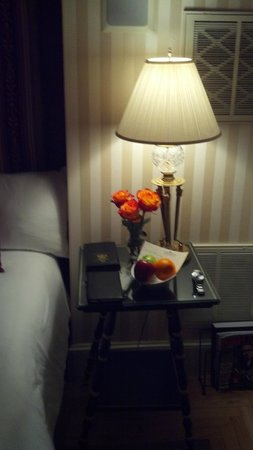 White Barn Inn:                   Room#8-Fresh Flowers