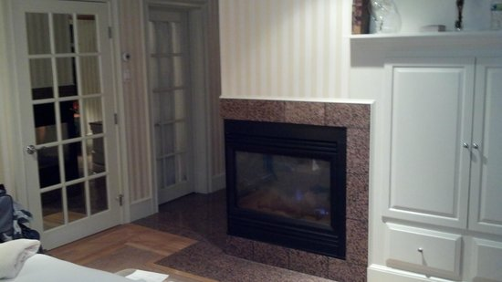 White Barn Inn:                   Room#8-Gas Fireplace