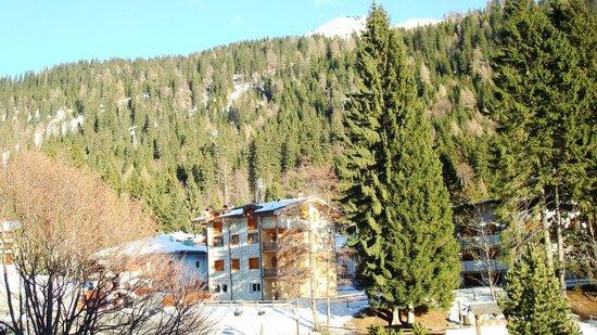 Hotel Bonapace:                   сказочный вид из нашего номера