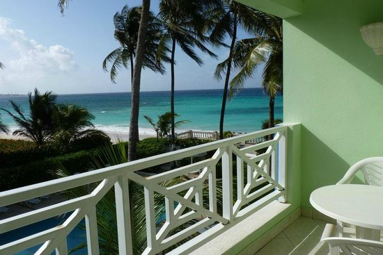 Dover Beach Hotel: Room Balcony and View
