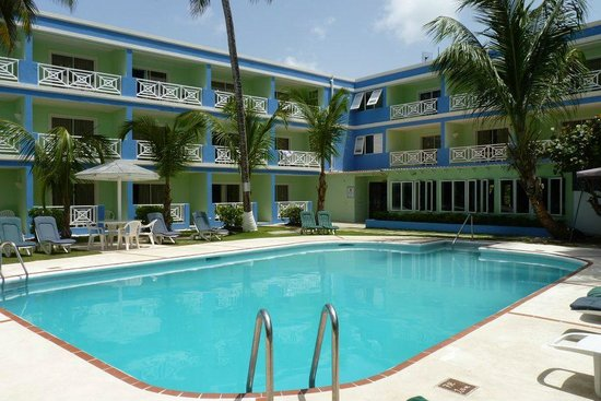 Dover Beach Hotel: Rear of Hotel