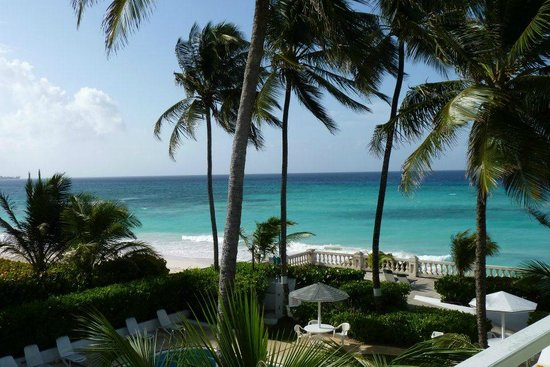 Dover Beach Hotel: View from the Hotel
